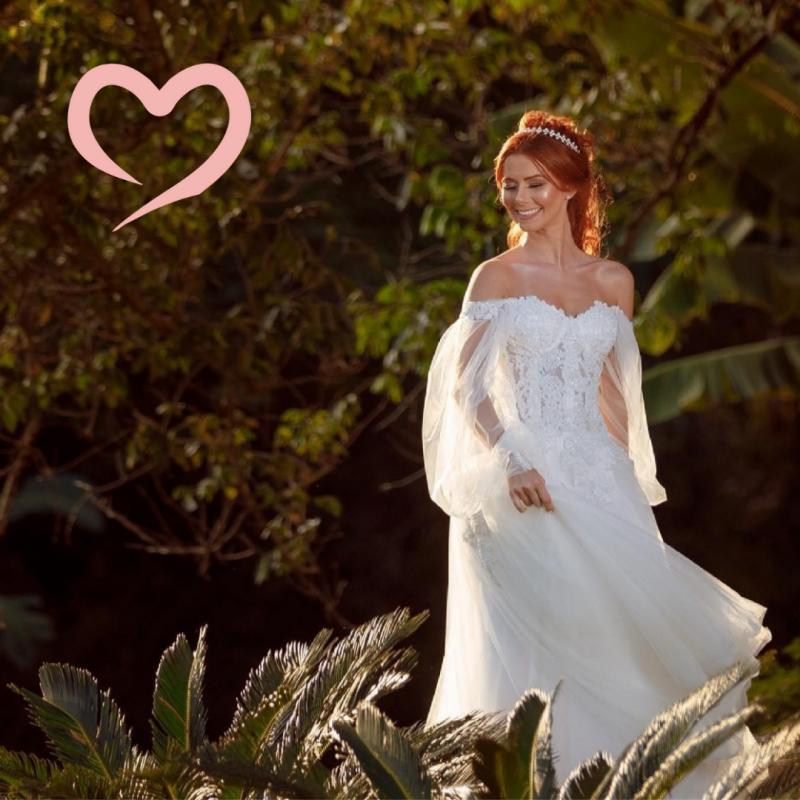Confira dicas de penteados para noivas românticas