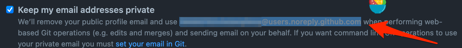 GitHub Email