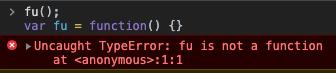 函式表達式