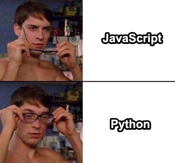 是 Python 不是 JavaScript