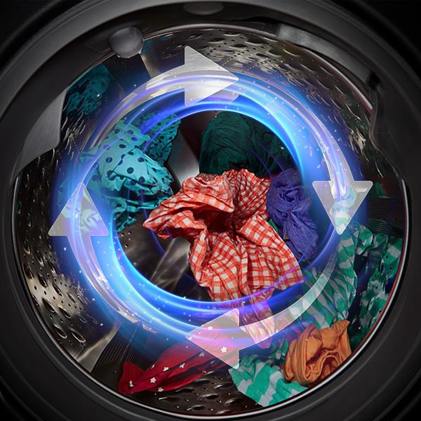 @惠增電器@美國原裝惠而浦Whirlpool直驅變頻蒸氣洗Load&Go滾筒式17公斤洗衣機8TWFW8620HW