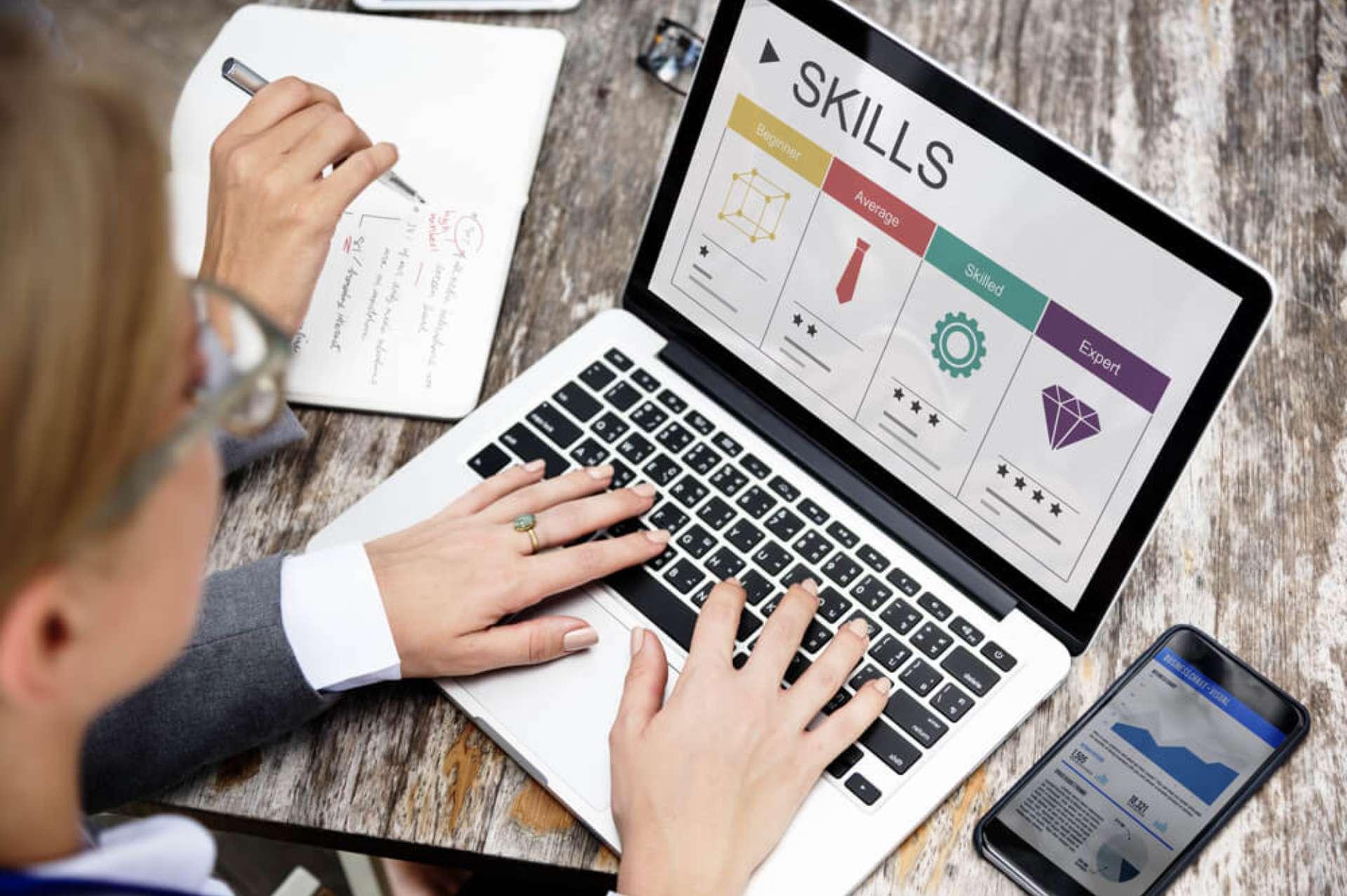 4 Práticas para Analisar Competências e Habilidades de Profissionais