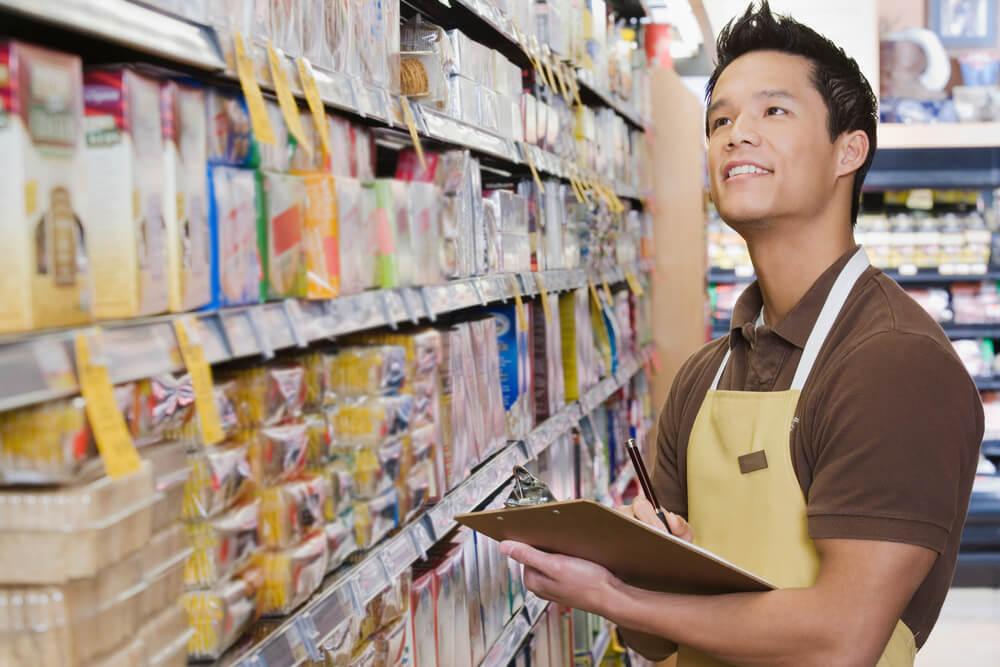 problemas supermercado atendente