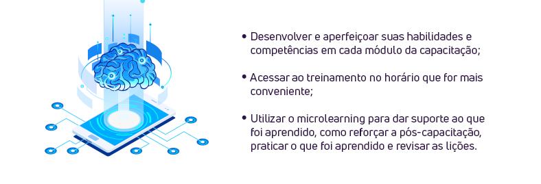 microlearning no treinamento corporativo