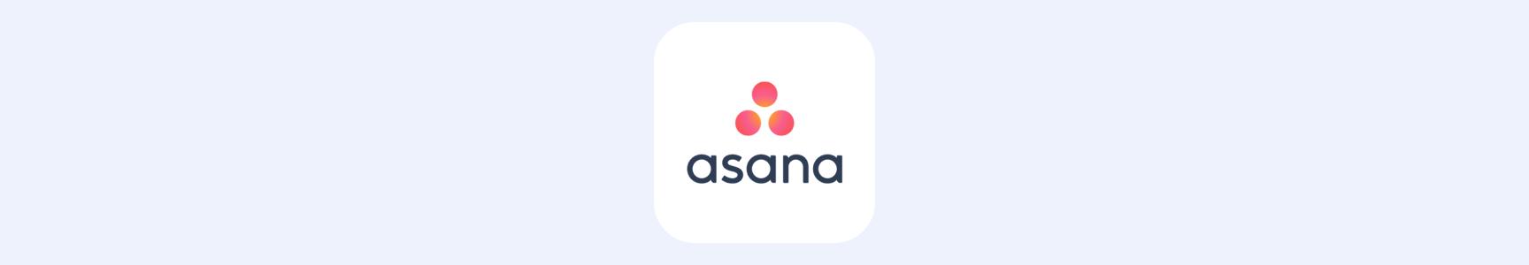 Asana banner