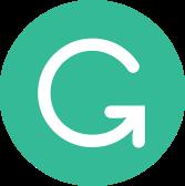 Grammarly writing extension logo