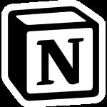 Notion web clipper logo