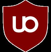 Ublock Origin adblocker extension logo