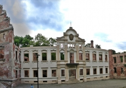Ruiny Zamku Hatzfeldów