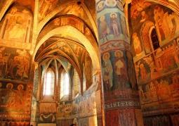 Kaplica Trójcy Świętej - Zamek Lubelski
