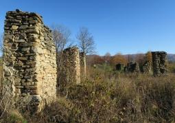 Zdjęcie: Ruiny dawnej wsi