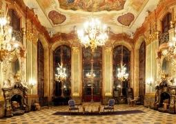 Zamek Książ wnętrze