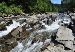 Rezerwat przyrody Sine Wiry - Ciśniańsko-Wetliński Park Krajobrazowy