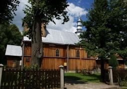 Cerkiew Narodzenia Najświętszej Marii Panny - Bezmiechowa Górna