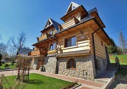 Villa at Gruszków