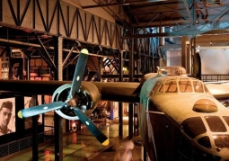 Replika samolotu bombowego Liberator