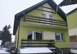 Staff accommodation with Agnieszka