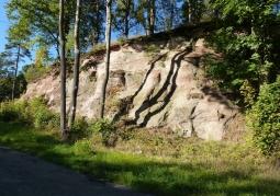 Fragment of Czartowski Rocks