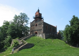 Kościół na Ślęży - Góra Ślęża