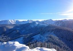 Zdjęcie: Zimowy widok z Nosala