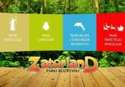 Park Ruchomych Dinozaurów Zatorland