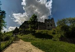 Ruiny of frontu