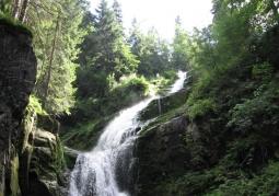 Wodospad Kamieńczyka - Karkonoski Park Narodowy