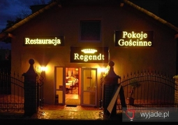 Restaurant and Guest Rooms Regendt