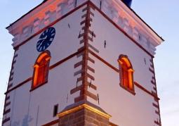 Wieża-Dzwonnica w Krośnie