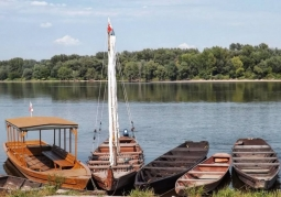 Zdjęcie: Solec | Łódki w Solcu