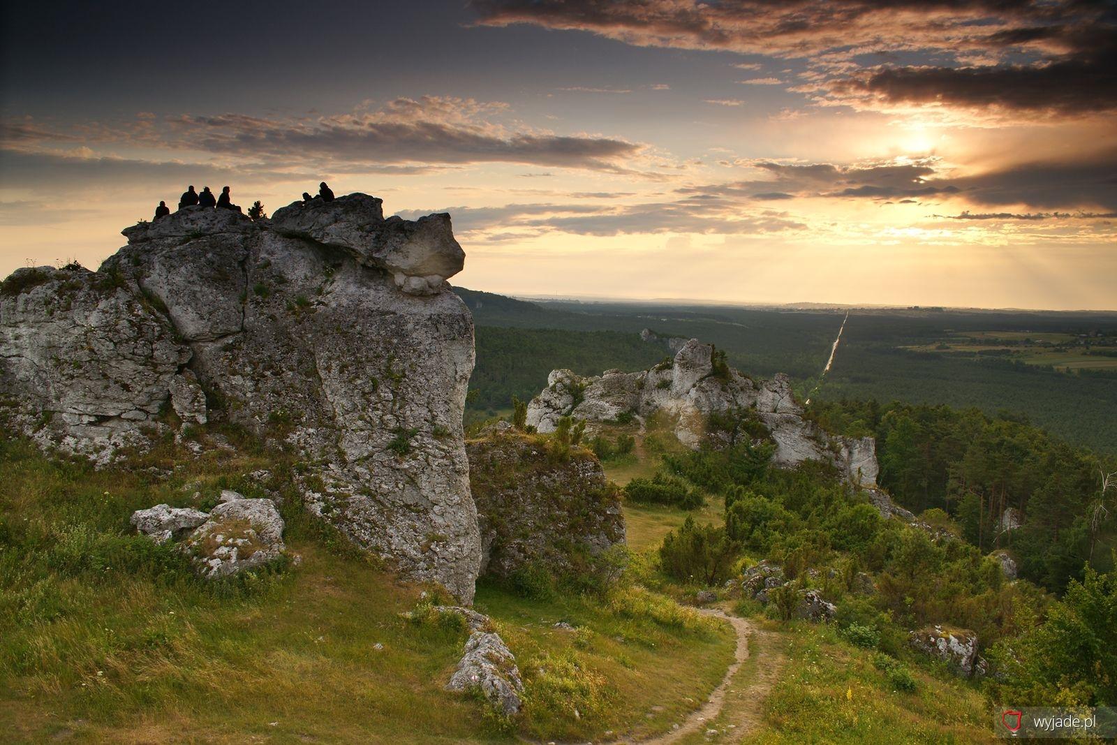 Rezerwat Góry Zborów - Jura Centralna