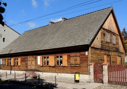 St. Birth House Maksymilian Kolbe (weaving house)