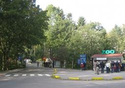 Zdjęcie: Wejście do ogrodu