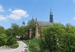 Bazylika katedralna Narodzenia Najświętszej Maryi Panny - Sandomierz