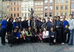 Zdjęcie: Wycieczka z grupą z Tajlandii