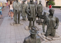 Pomnik Anonimowego Przechodnia - Wrocław