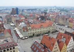 Photo: View of the Old Town from the tower of the Garrison Church