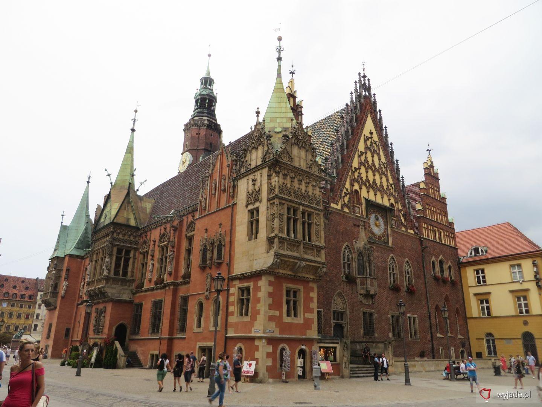 Wrocławski Ratusz
