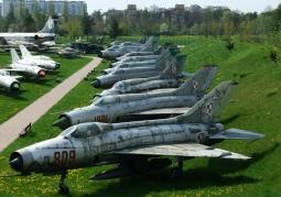 Muzeum Lotnictwa Polskiego - Kraków