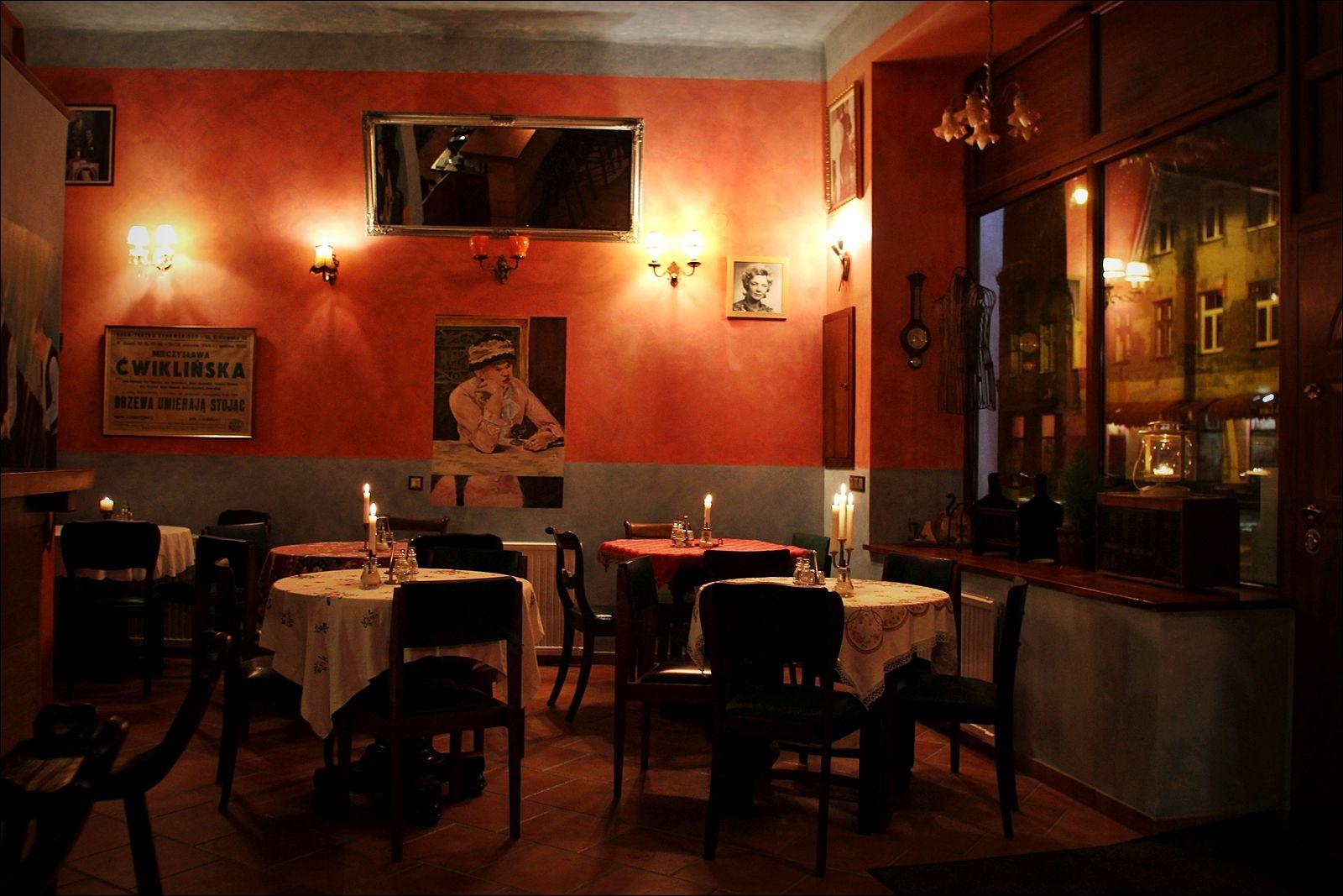 Restauracja Szynk Praski