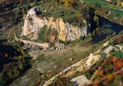 Rezerwat przyrody Kadzielnia - Kielce