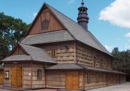 Drewniany Kościół św. Floriana - Stalowa Wola