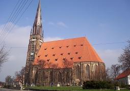Kościół Mariacki pw. Najświętszej Marii Panny