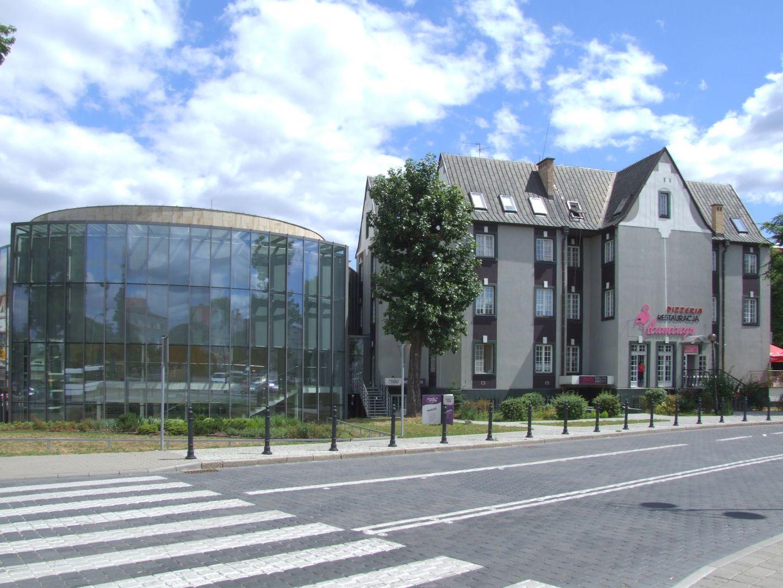 Budynki Filharmonii Zielonogórskiej: stary i nowy