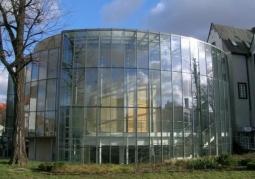Nowoczesny budynek filharmonii
