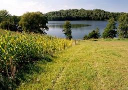 Nad Jeziorem Hańcza