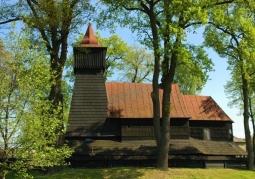 Kościół pw. św. Bartłomieja - Poręba Wielka