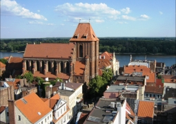 View from the town hall tower