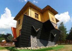 Dom do góry nogami w Zakopanem