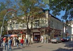 Miejska Galeria Sztuki im. Władysława Zamoyskiego - Zakopane